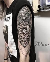 Tater Pavel 8 Black House Tattoo