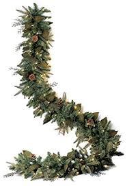 amazoncom gki bethlehem lighting pre lit. gki bethlehem lighting prelit 6foot pepvc christmas garland with 100 amazoncom gki pre lit