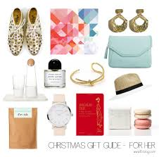 Christmas Gift Guide  For Her Christmas Gifts For Her 2014