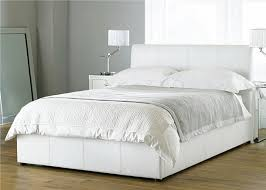 beautiful white bedroom furniture. beautiful white color leather beds by time4sleep bedroom furniture