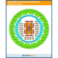 Nashville Municipal Auditorium Nashville Event Venue