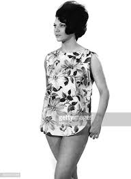 Model Jo-Ann Asher. May 1966. News Photo - Getty Images