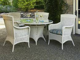 white wicker dining chairs rattan and furniture minh thy inside table decorations 16