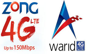 Lte Vs 4g Zong 4g Vs Warid 4g Comparison Between Zong And Warid 4g Lte Services