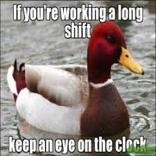 Malicious Advice Mallard | Page 3 Meme Generator | Memes Happen via Relatably.com
