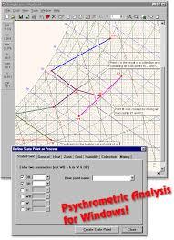 Psy Chart Hvac Software Psychart Psychart Calculations Elite
