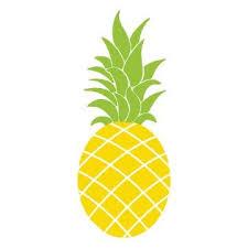 Free Pineapple Svg File Topfreedesigns