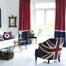 Union jack furniture Flag England Union Jack Furniture View In Gallery Gorgeous Drapes Complement The Union Jack Motif Perfectly Union Jack Folklora Union Jack Furniture Folklora