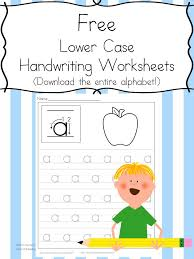 113 best Printable Handwriting Worksheets for Kids images on ...