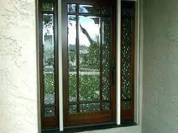 sliding door tint mirror tint for sliding glass doors elegant residential window tinting for your home sliding door tint