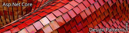 design patterns asp net core web api