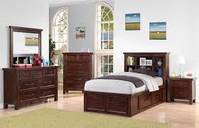 Sonoma Bedroom Furniture Sonoma Youth Full Bookcase Storage Bed The Brick