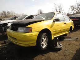 Junkyard Find: Manny, Moe, and Jack Edition 1991 Toyota Tercel ...