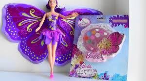 barbie mariposa makeup