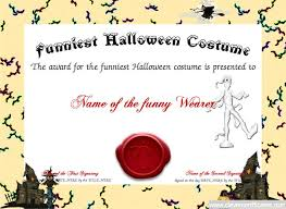 parenting certificate templates best costume certificate designer free halloween templates you