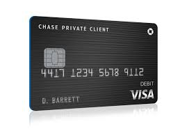 Visa Black Card Design Chase Debit Milo Kowalski