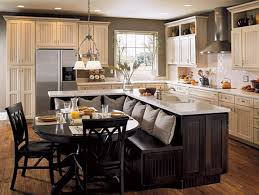 Kitchen Island Dining Table Island Kitchen Island With Dining Table Attached
