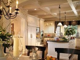 Cottage Kitchen White Cottage Inspired Kitchen Peter Salerno Hgtv