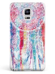Native American Design Phone Cases Dreamcatcher Watercolor Spiritual Native American Case