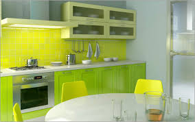 Kitchen Wall Colour Modern Kitchen Designs And Colours Modern Kitchen And Dining Area