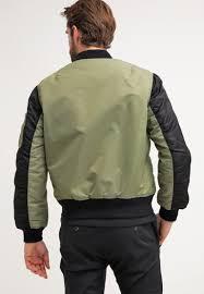 converse jacket mens. converse bomber jacket men + green (d19w9620) - jackets \u0026 coats online mens