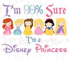 Disney Princesses My Heart Has Ears