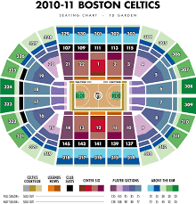 pleasurable inspiration celtics td garden seating chart 2010 11 new season tickets boston check out the 3d seat viewer or td map game