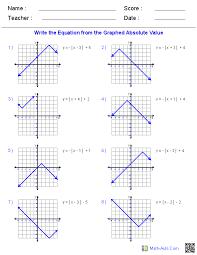algebra 1 worksheets dynamically