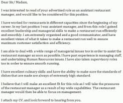 application letter example restaurant blank cover letter examples for waitress beautiful assistant cover letter blank examples for waitress beautiful cover letter examples for waitress
