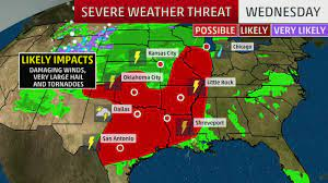Severe Storms, Flooding in the Forecast ...