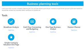Budgeting Tools 2020 2020 Innovation Business Planning Tools