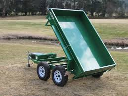 Tipping Box Trailer Designs New Dean Trailer No 19 Tandem Axle Tipping Box Trailer Tipping Trailers In Bowral Nsw