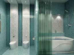Exquisite Designs With Bathroom Tile Combinations  Bathroom Tiles - Glass tile bathrooms