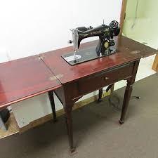 1956 Singer Sewing Machine Model 15 No 40 Cabinet LOCAL PICK UP