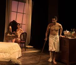 theater review cat on a hot tin roof antaeus theatre in los angeles many members of this company regularly work in film and tv so every production is double cast to ensure that the show goes on