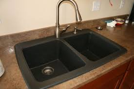 battle of the black granite composite sink whimsy gal with sinks decorations 6 granite composite sinks e9