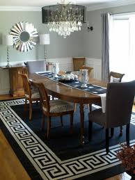 navy dining room rug ideas