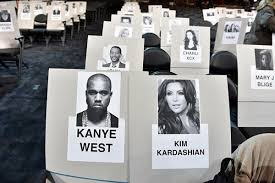 Musical Chairs Grammy Seating Chart Revealed Celebrityxo