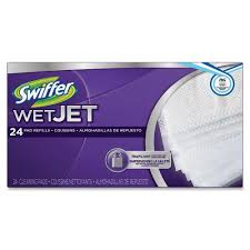 swiffer wetjet cleaning pad refills 24 count