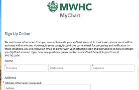 Mary Washington Healthcare My Chart Mychart Faqs Virginia Healthcare System