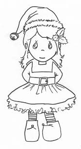 Small Picture Christmas Elf Girl Coloring Pages Coloring Coloring Pages