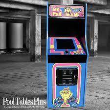 Ms Pacman Cabinet Ms Pacman Plus 60 Classic Games