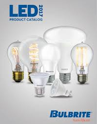 bulbrite launches new 2017 led catalog