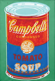 71 Million Cant Be Wrong Andy Warhol Colored Campbells Soup