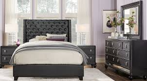 Image Belcourt Black Full Size Of Bedroom Black High Gloss Bedroom Sets Turquoise And Black Bedroom Sets Rustic Black The Runners Soul Bedroom Black White Bedroom Set Black Queen Bed Suite Black Wood