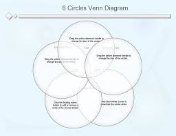 four circle venn diagram 40 free venn diagram templates word pdf template lab