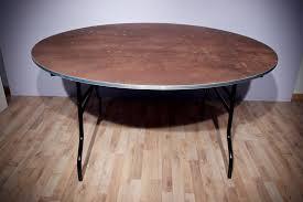 Ms Eventdesign Bankett Tisch Rund ø152cm Für 6 8 Personen