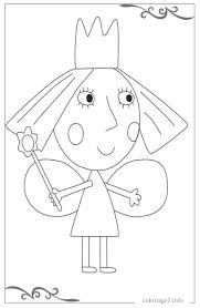 Le Petit Royaume De Ben Et Holly T L Charger Et Imprimer Des