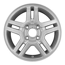 Ford Focus Lug Pattern
