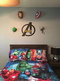 Superb Avengers Wall Decor